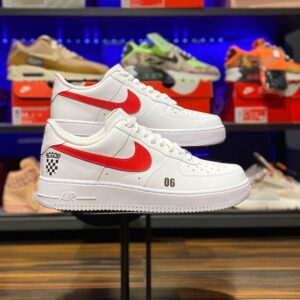Nike Air Force 1 Low Kroatia Custom