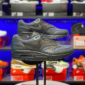 Nike Air Max 1 Black-Bonsai
