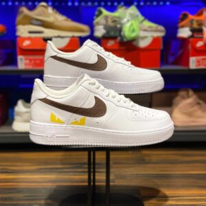 Nike Air Force 1 Low Swoosh FF Custom