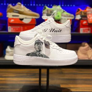 Nike Air Force 1 Low G-Unit Custom