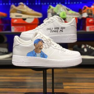 Nike Air Force 1 Low Pac Cartoon Custom
