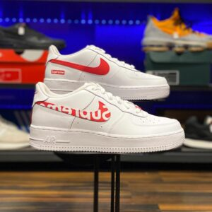 Nike Air Force 1 Low Supreme Custom