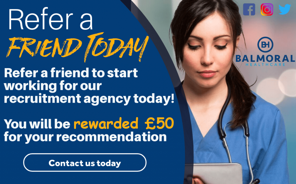 Refer a Friend Today