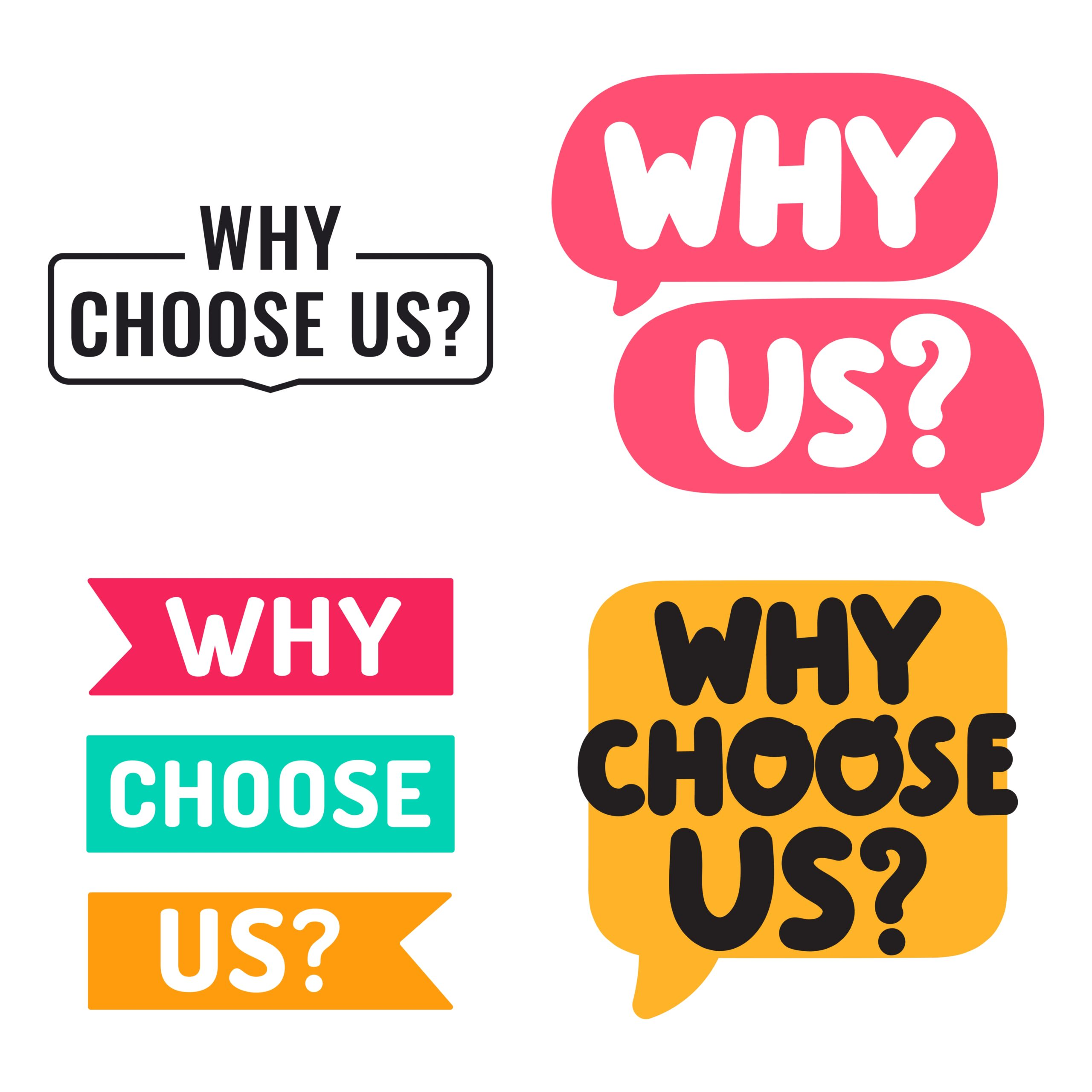 Why Choose Us ?