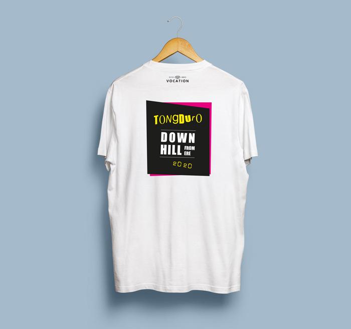TongDuro T-Shirt Back