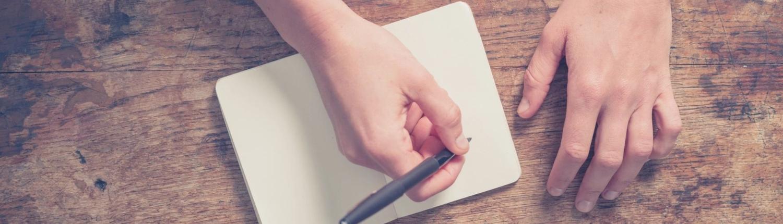 Journaling voor mentaal welzijn