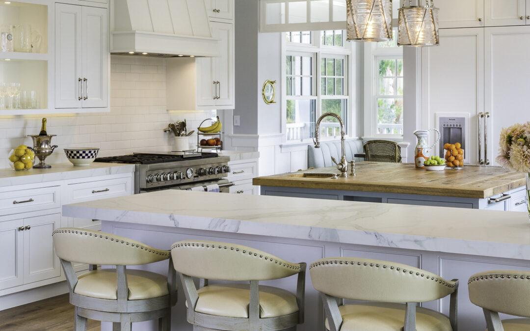 Del Mar Seaview Kitchen