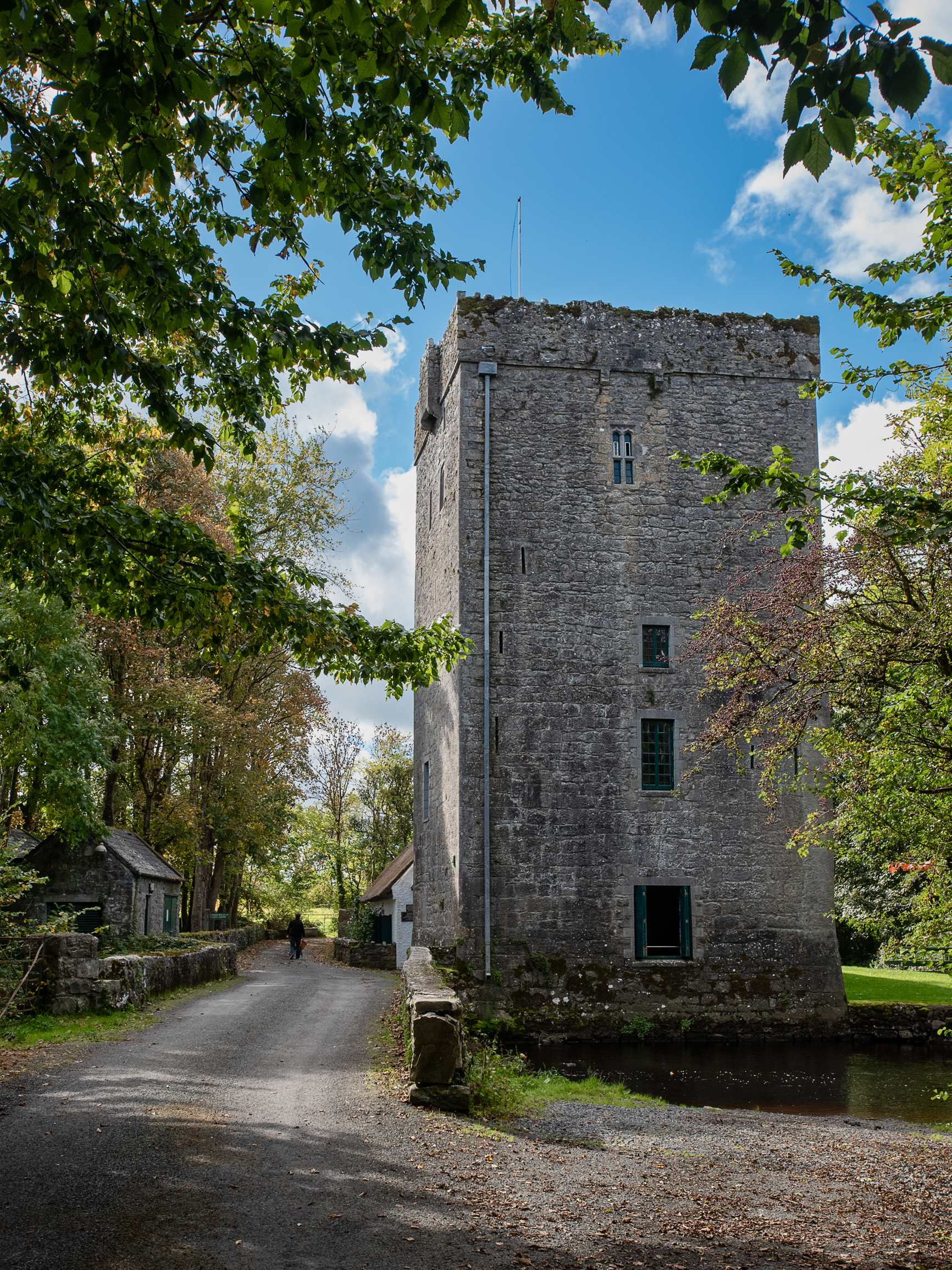 Old Castle, Galway Ireland built by Yeats