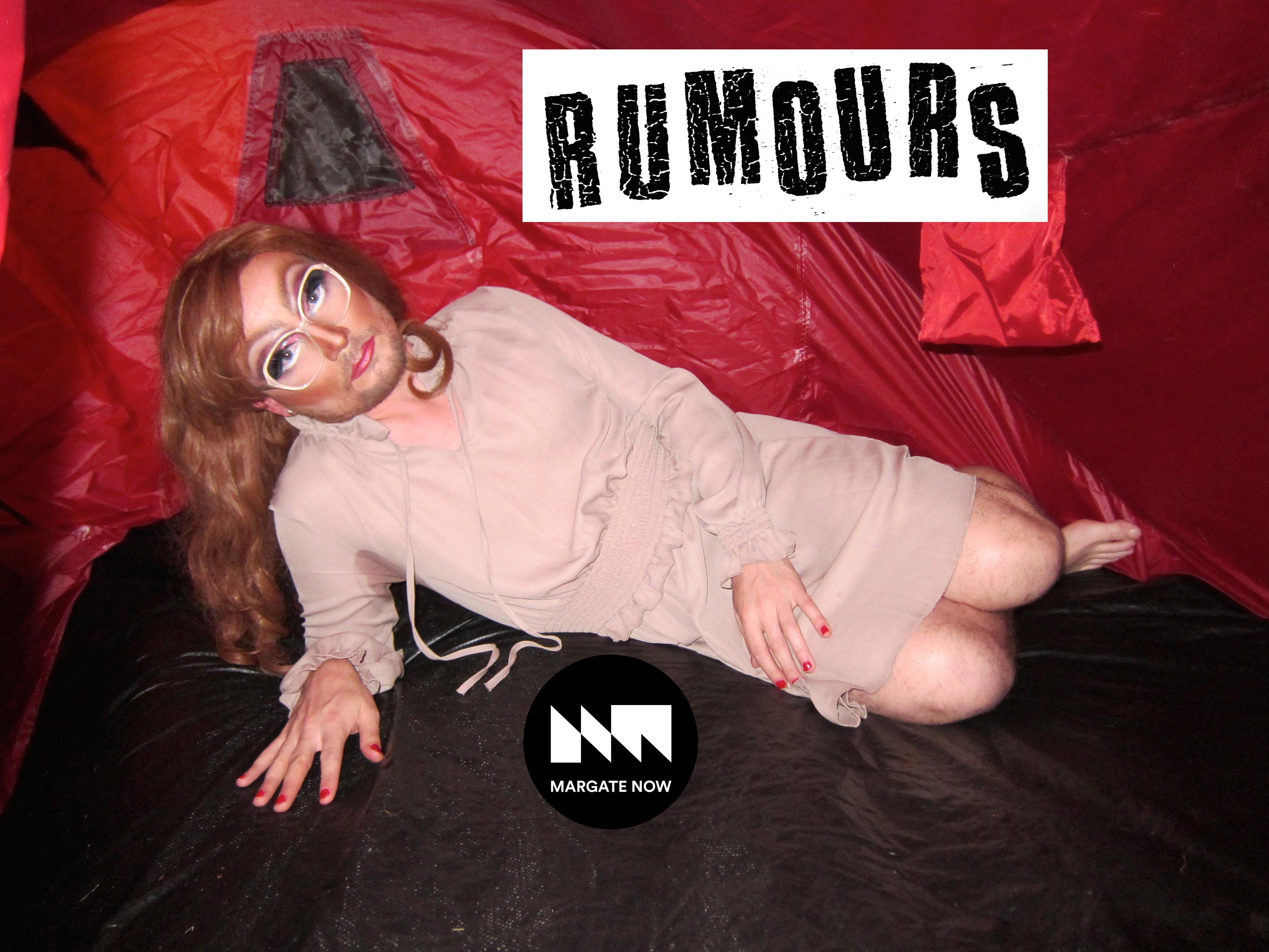 Rumours Event 1 28 Sept_Bob Chicalors_image Liam ODriscoll_Margate NOW festival 2019