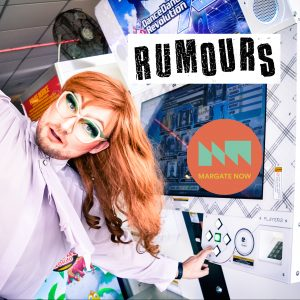 Rumours Event 3 12 Oct_Bob Chicalors_image Larnen Hawker_Margate Now festival 2019