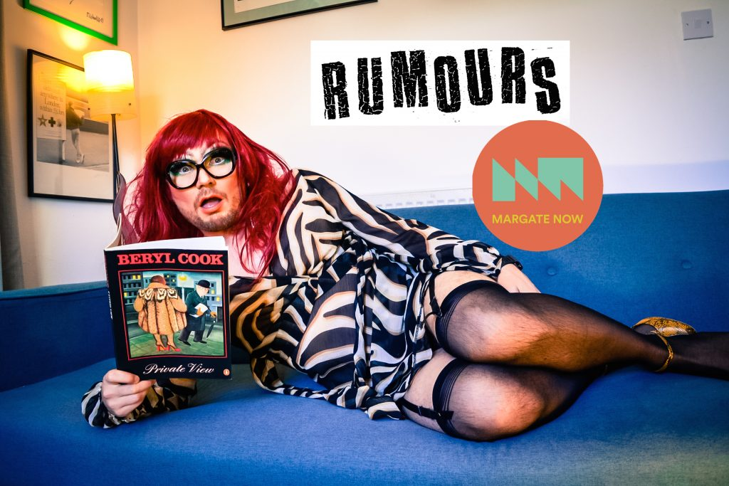 Rumours Event 5 26 Oct_Bob Chicalors_image Larnen Hawker_Margate Now festival 2019