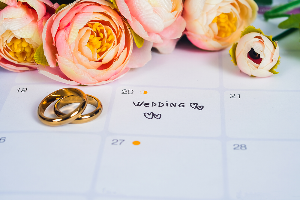 National Wedding Planning Day