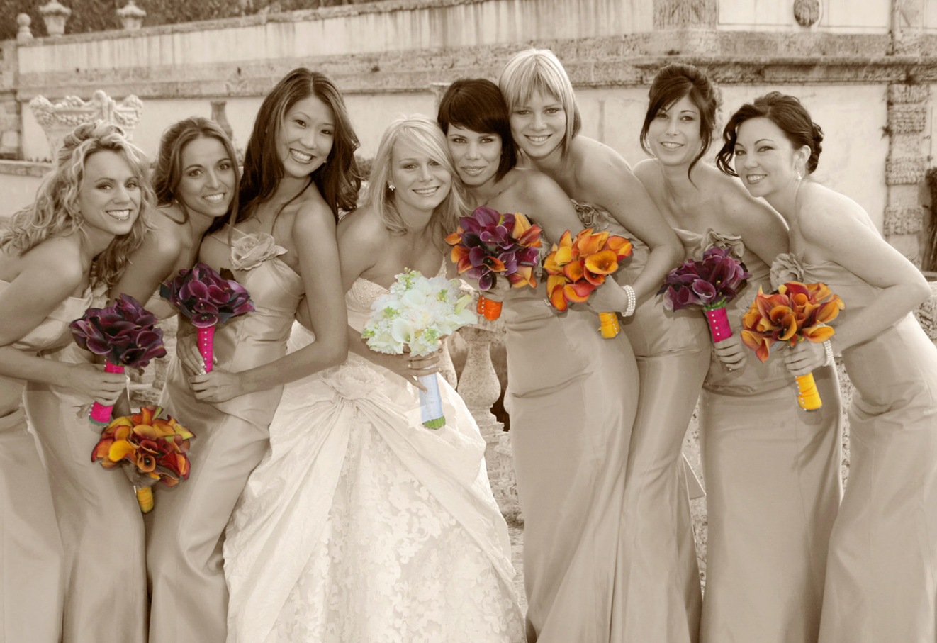 Best Flowers for South Florida Wedding