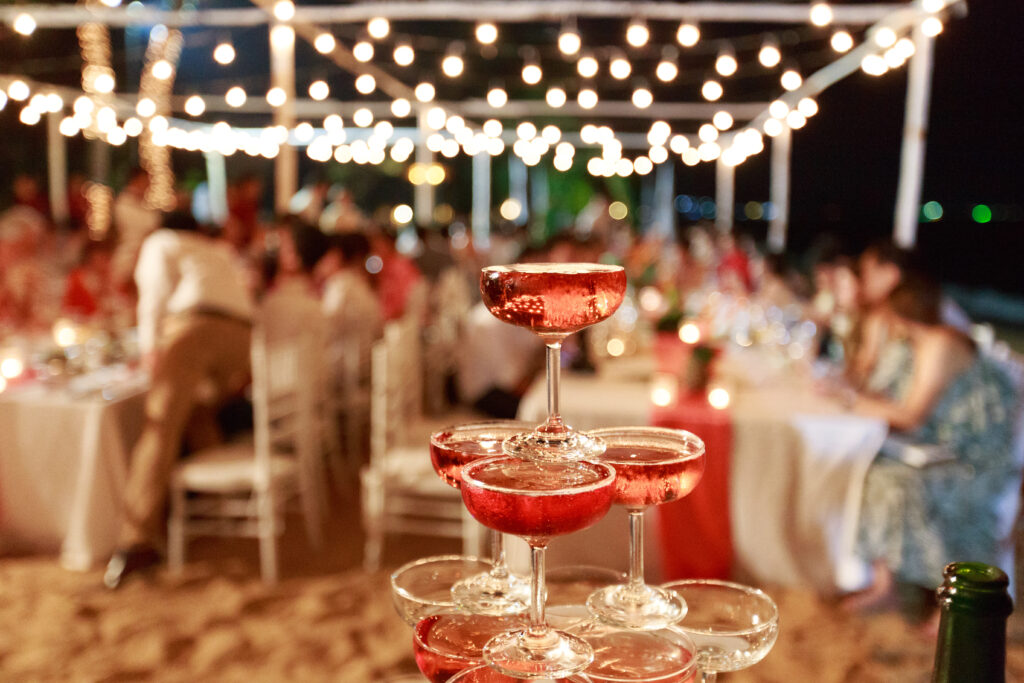 signature cocktail wedding South Florida