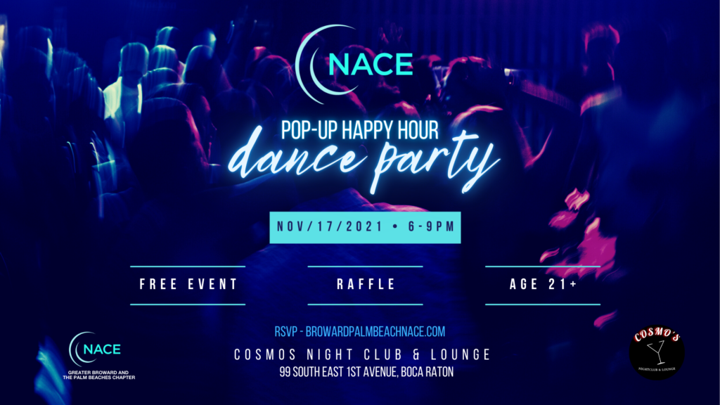 NACE Event Planner Party