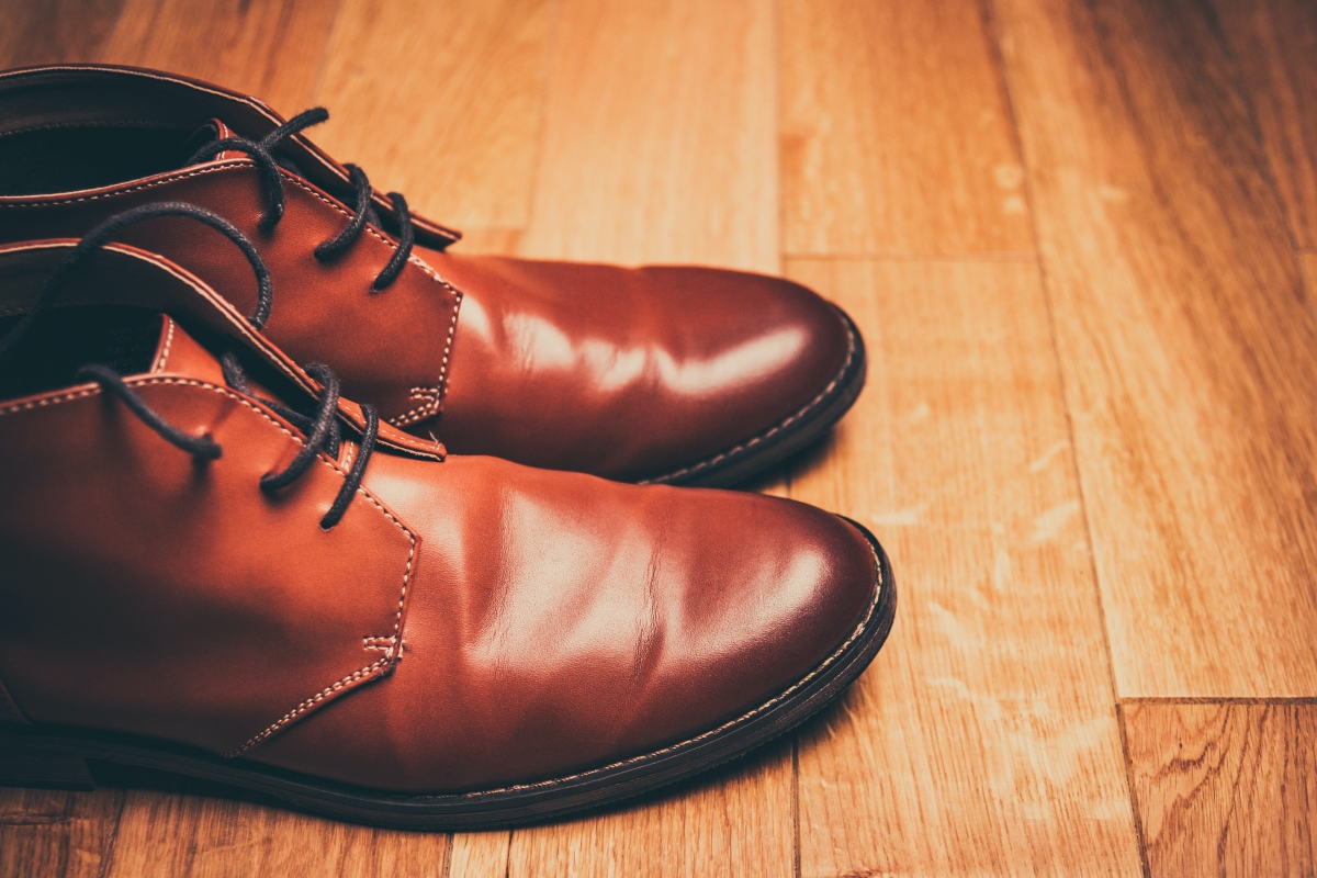 Job Interviews – What Your Shoes Say About You.