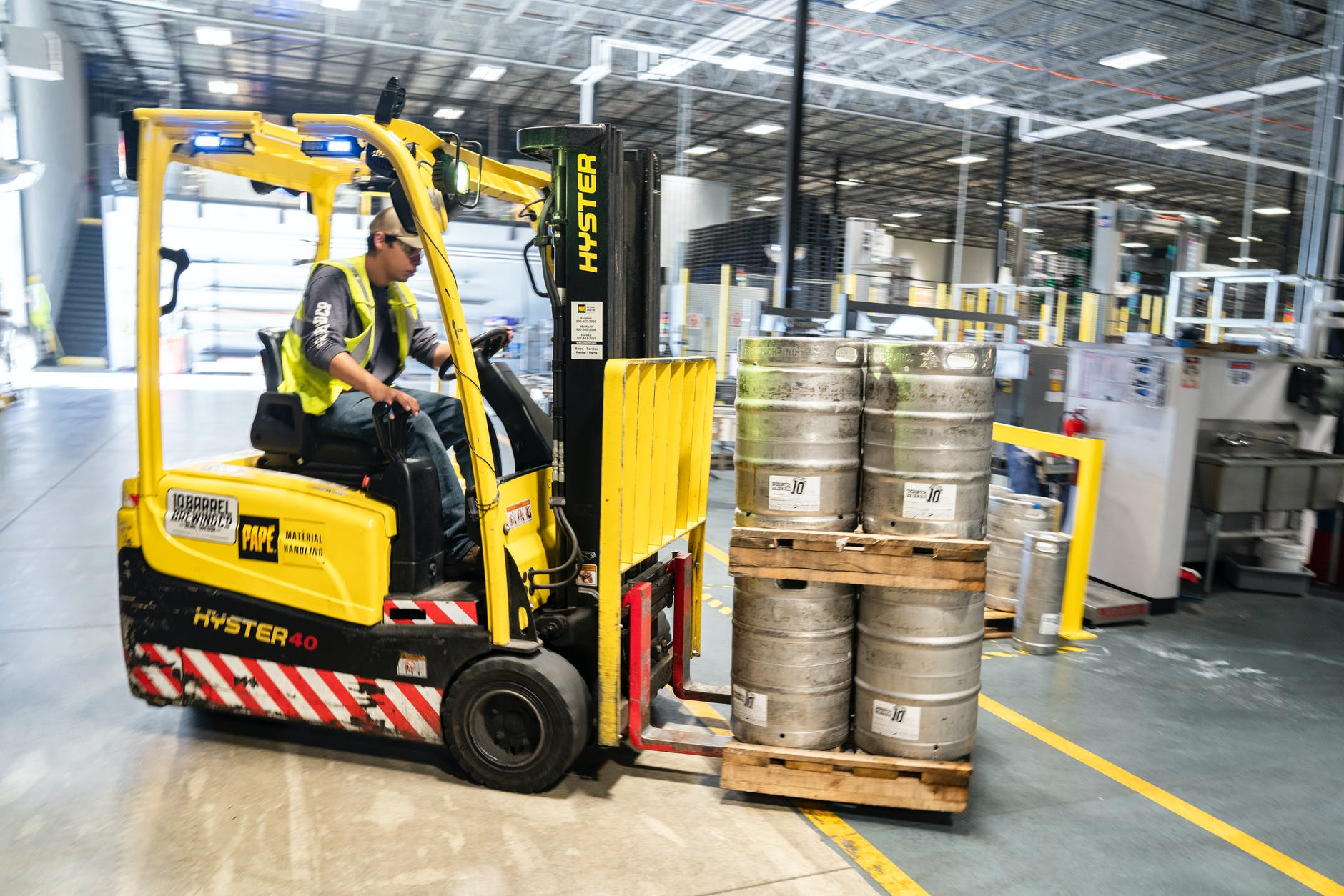Which Forklift? A go-to guide for Forklift Types