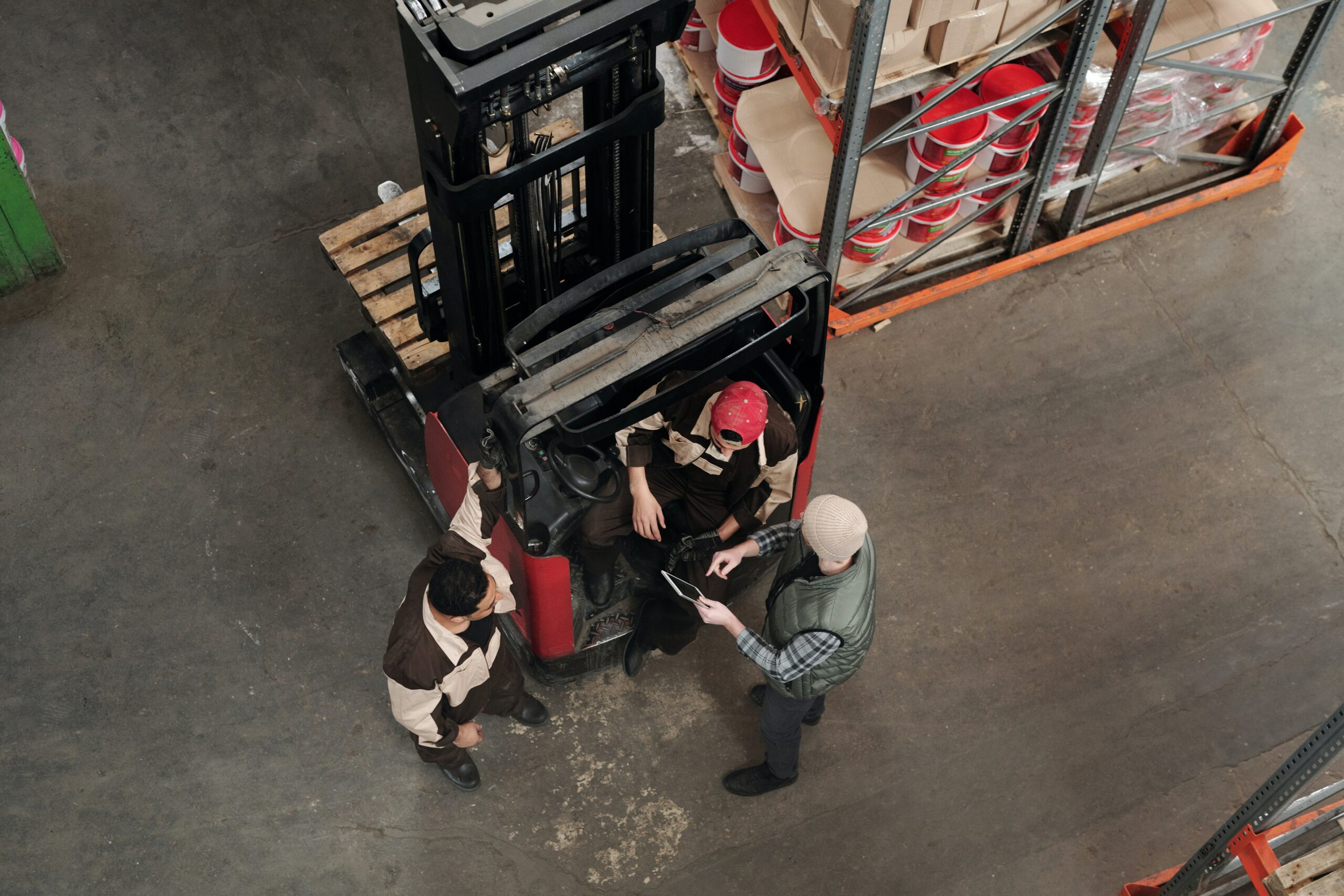 Why have a variety of forklifts?