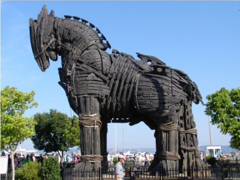 Distilling meanings from the madness: Covid 19, a Trojan horse for the 4th Industrial Revolution