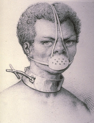 The Mask of your Enslavement