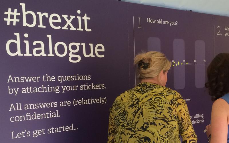 Hanover Brexit Debate