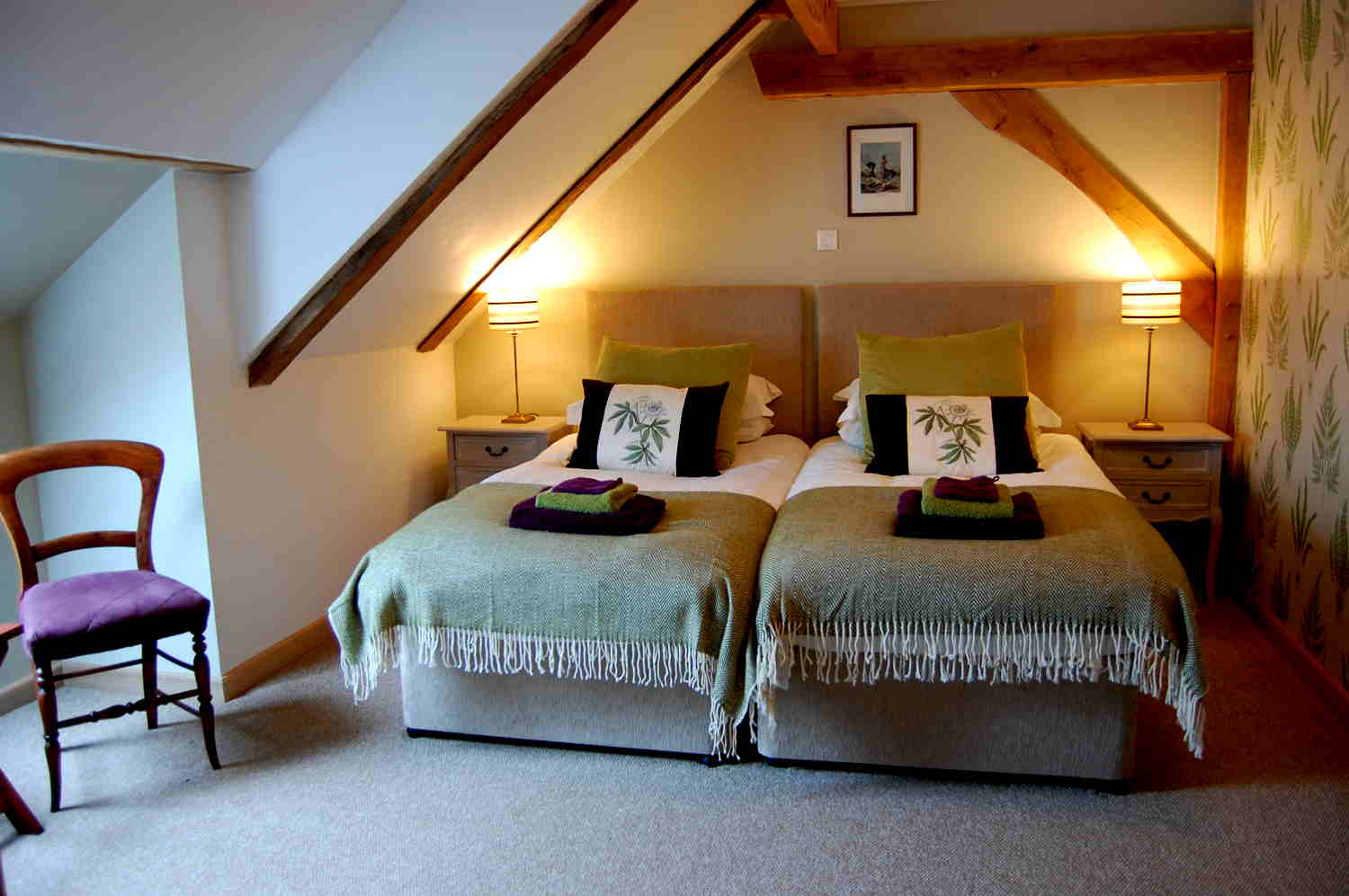 Accomodation in Correze with Correze Cycling Holidays France
