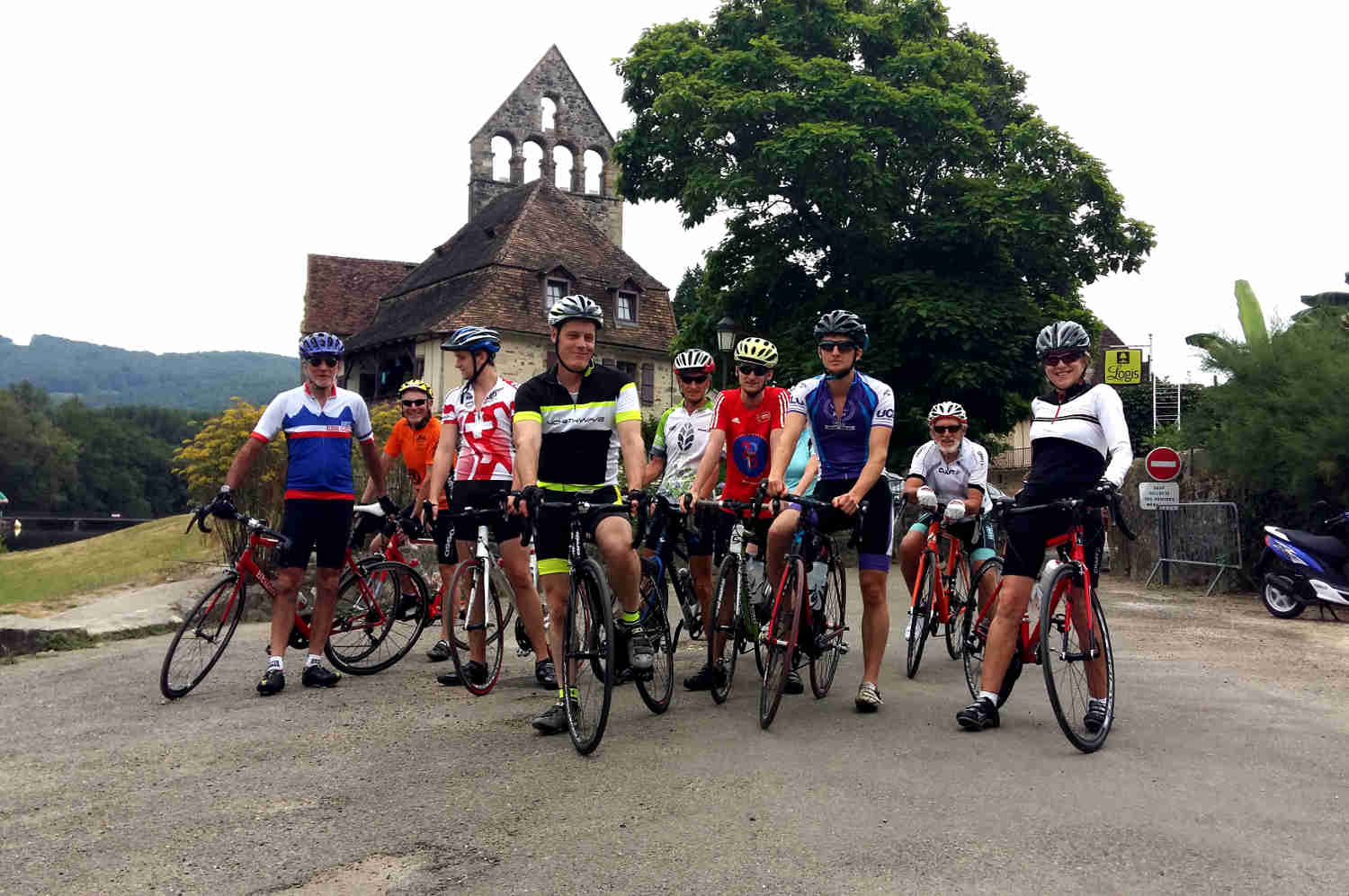 French Cycling Holidays and Cycling Tour with Correze Cycling Holidays