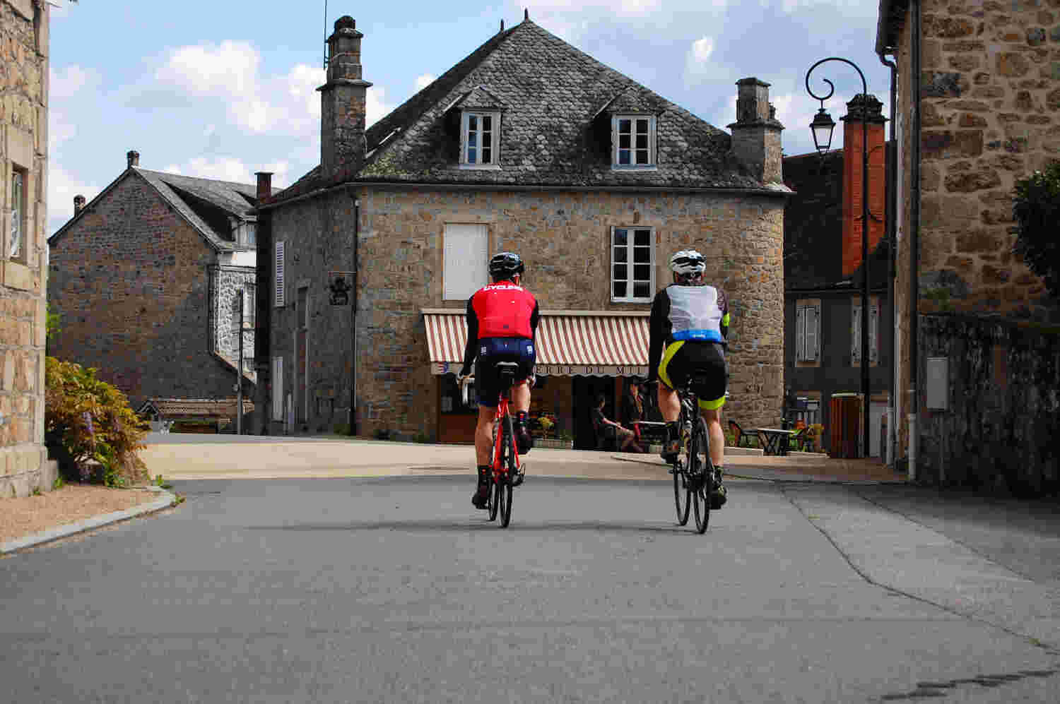 Cycle Tour and Cycling Holidays France with Correze Cycling Holidays