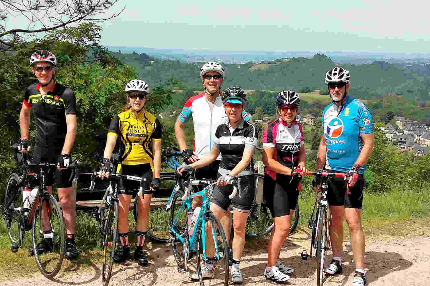 Cycling Holiday in France Cycling Tour with Correze Cycling