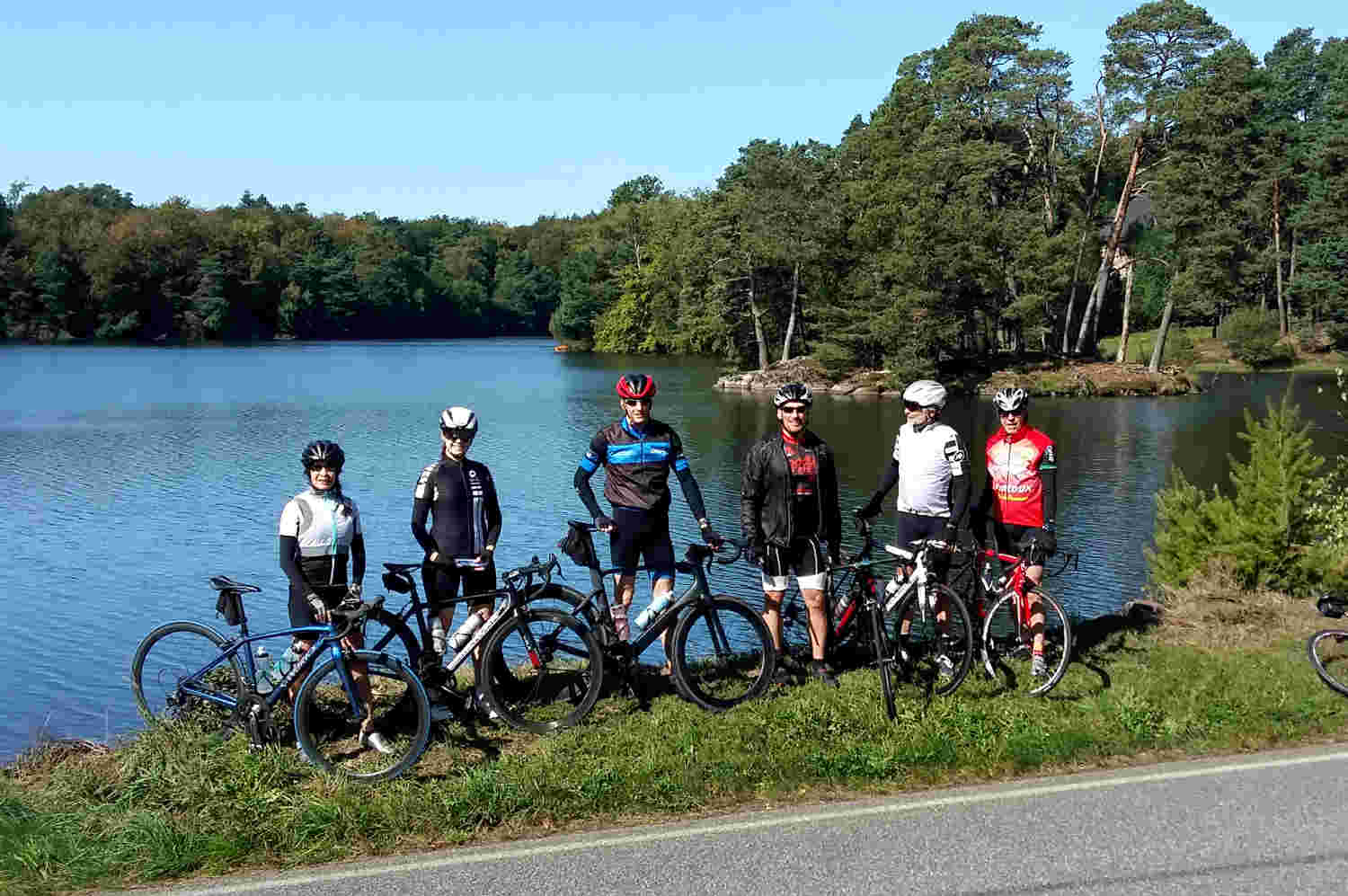 Cycling Holiday in France Cycle Tour