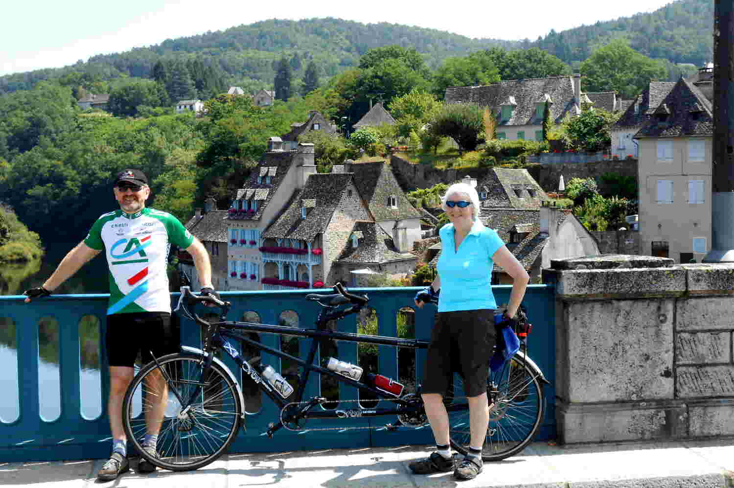 Cycling Holiday in France and Cycling Tours with Correze Cycling Holidays