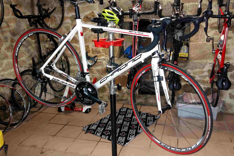 NakamuraEvo - Cycling Holidays France