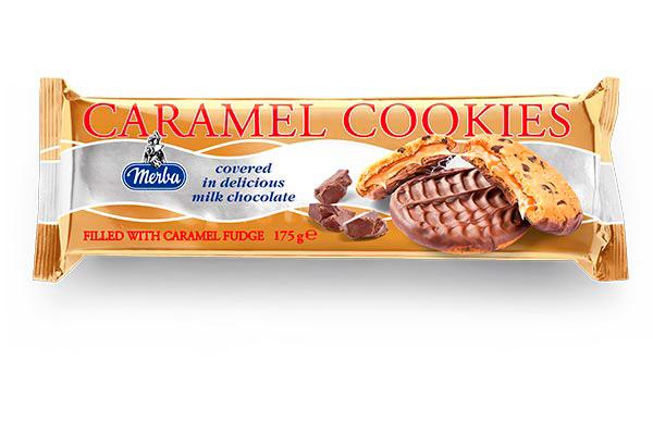Merba Caramel Cookies