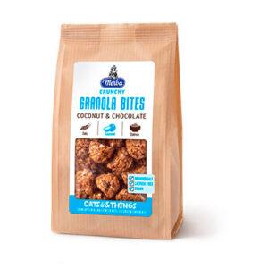 Merba Granola Bites Coconut Chocolate