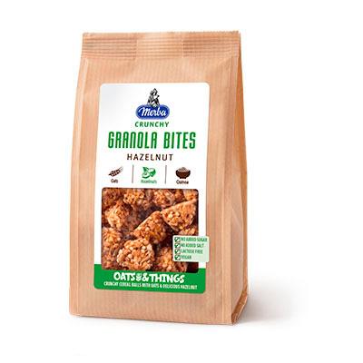 Merba Granola Bites Hazelnuts