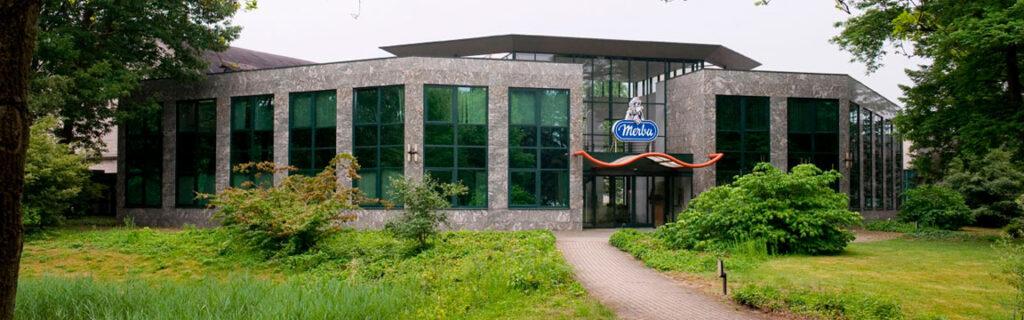 Merba office Oosterhout Panorama