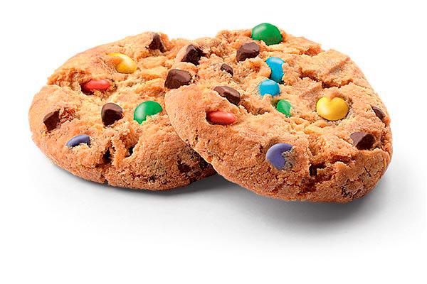 Merba Rainbow Cookies