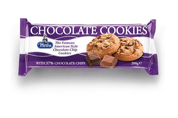 Merba Famous Chocolate Chip Cookies
