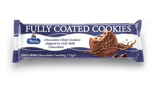Merba Fully Coated Cookies