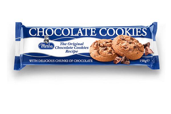 Merba Original Chocolate Chip Cookies