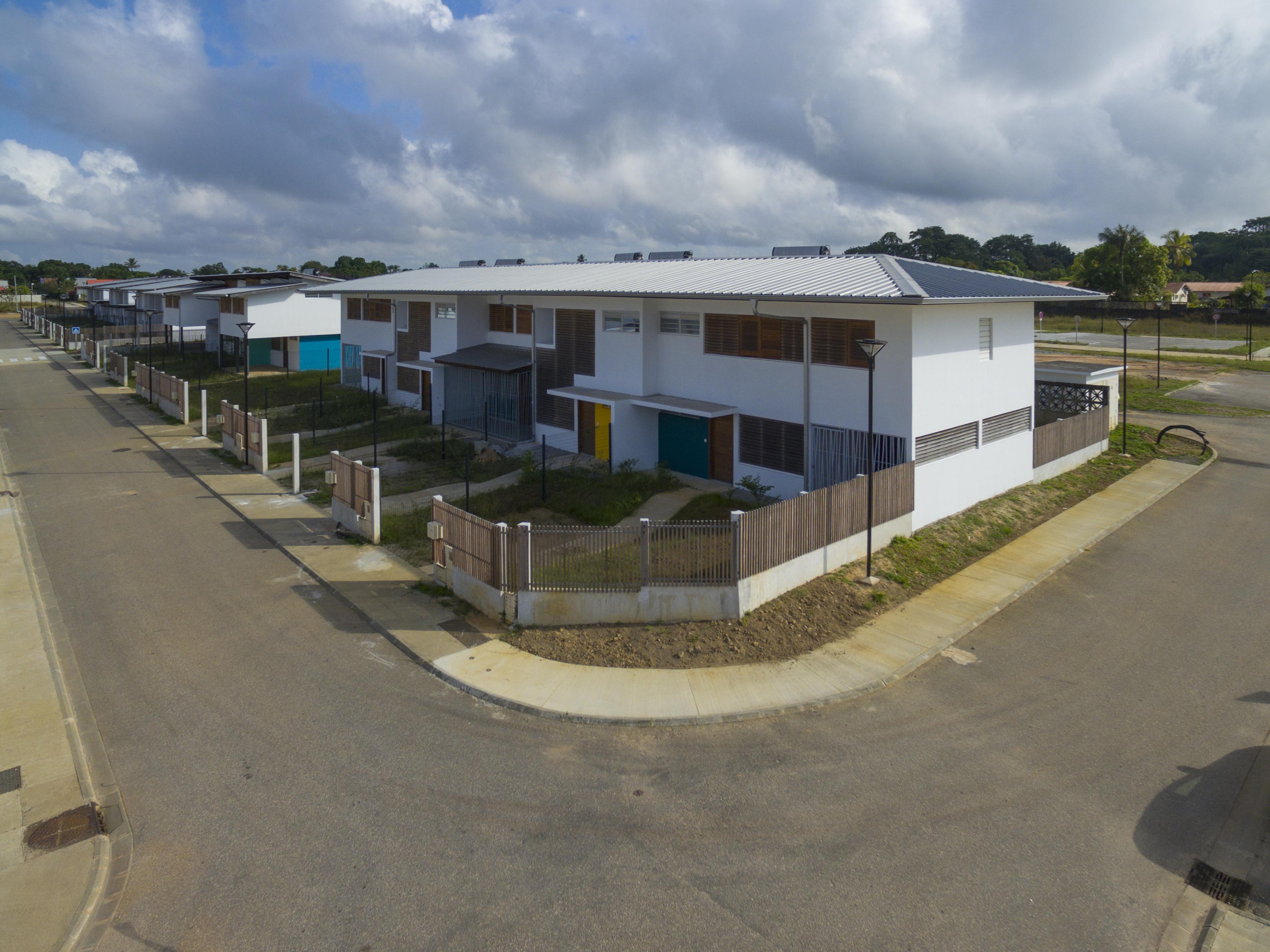 Logements de Copaya - Matoury - 5 Octobre 2017