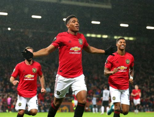 Coronavirus costs Manchester United £28million