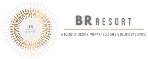 B R Resort - logo