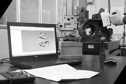 Machined Component Inspection