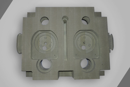 Sand Mold Milling