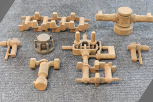 3D Sand Mold And Core Printing