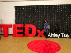 Leila Singh TEDx