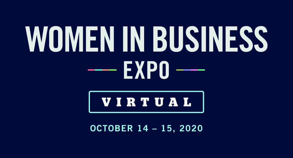 Women in business expo.