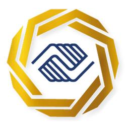 myGwork logo - handshake