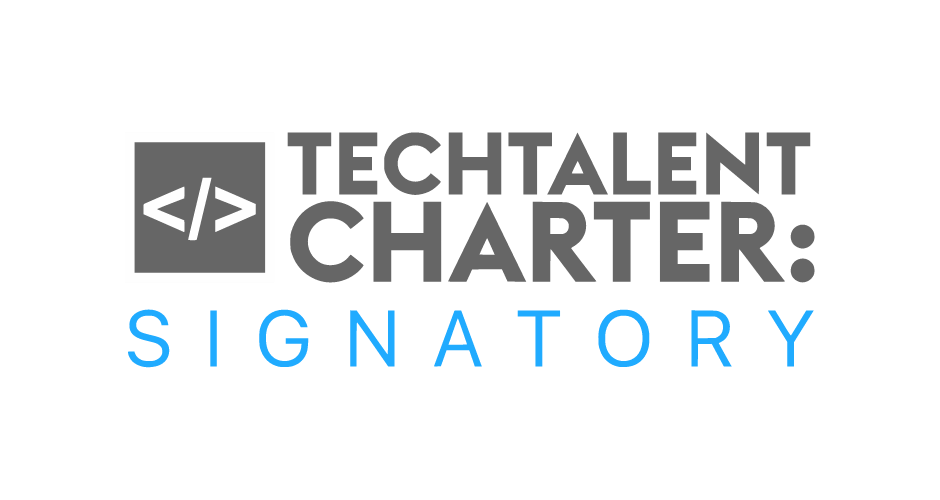 Tech Talent Charter Signatory - Logo